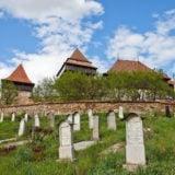 Viscri fortified church, Romania