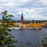 Gamla Stan view, Stockholm